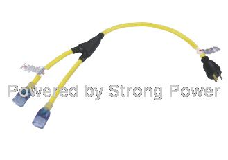 America UL extension cord XH105