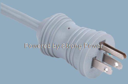 America UL hospital power cords--XH216A