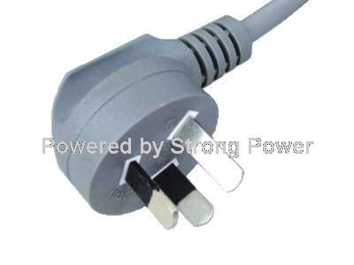 Australia_SAA_approval_power_cord_D06A