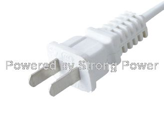 China CCC 2 pin Power Cord PBB-6
