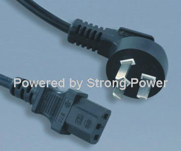 China_CCC_Power_Cord_PSB_10A_to_ST3_C13