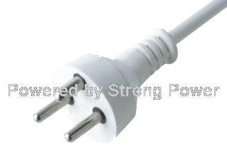 Denmark standards power cord Y011