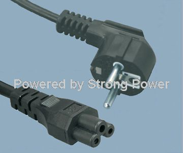 European_VDE_CEE_EN50075_power_cord_JT003_to_ST1_C5