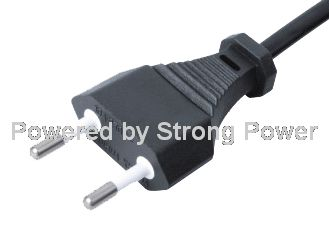 Italy standard IMQ power cord D07