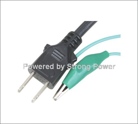 Japan standard PSE JET power cord FH-3B