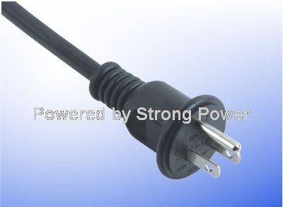 Japan standard PSE JET power cord F-001E
