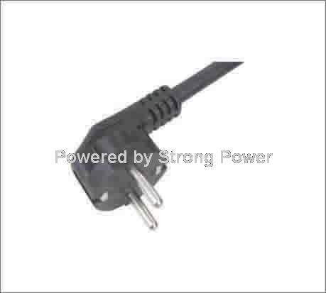 Korean KSC power cords--K03