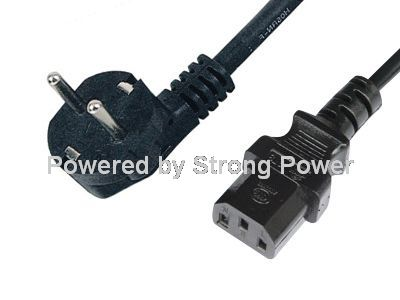 Korean KSC power cords--K04