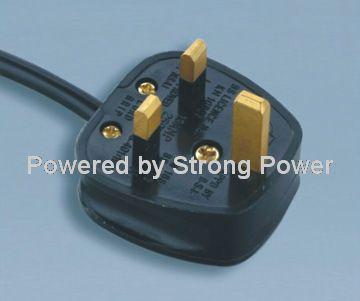 Saudi SASO power cords--Y006