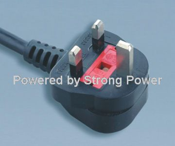 Saudi SASO power cords--Y006A