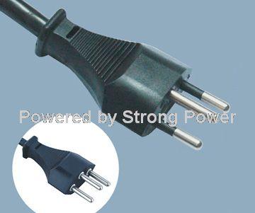 Swiss SEV Power Cord Y005
