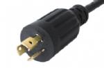 America UL Locking power cords XL515P-A