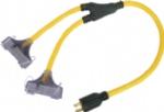America UL extension cord XH103
