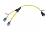 America UL extension cord XH105