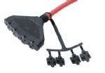 America UL extension cord XH520B