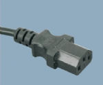 IEC 60320 Connector power cord C13 ST3