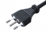 Italy standard IMQ power cord D08
