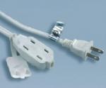 NEMA 1-15R Power Cord