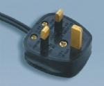 UK BS 1363 A Plug Y006